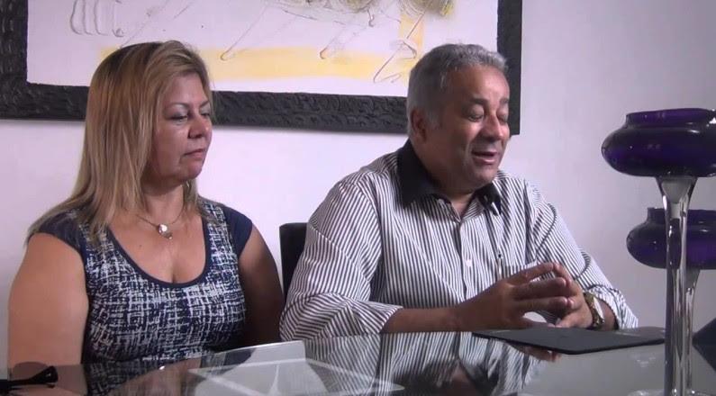 Pr Zaqueu & Pra. Marlene - Dez área critica de seu casamento