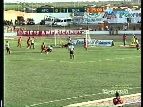 Os gols de América 1 X 1 Guarany CE