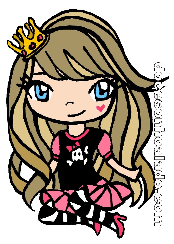 Chibi Queen