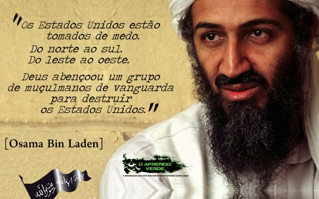Osama Bin Laden - Os Maiores Terroristas do Seculo 20