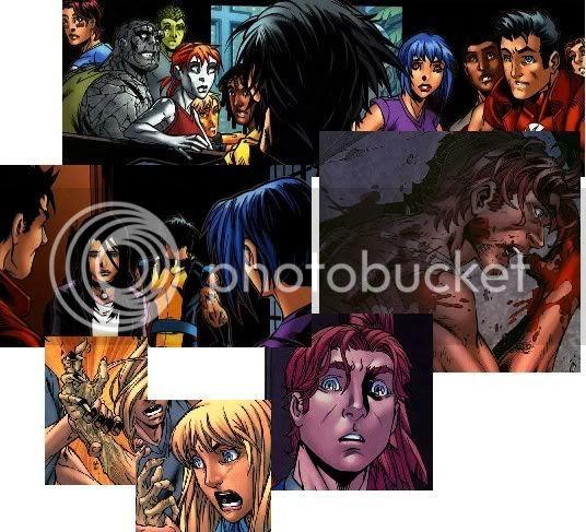Sequências traumáticas para os Novos X-Men
