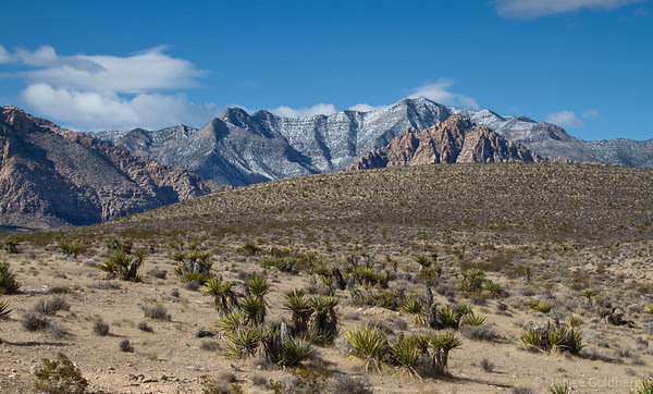Red Rock Canyon and ...