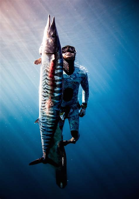 NEW KDHamptons Lifestyle Diary: Spearfishing Superstar