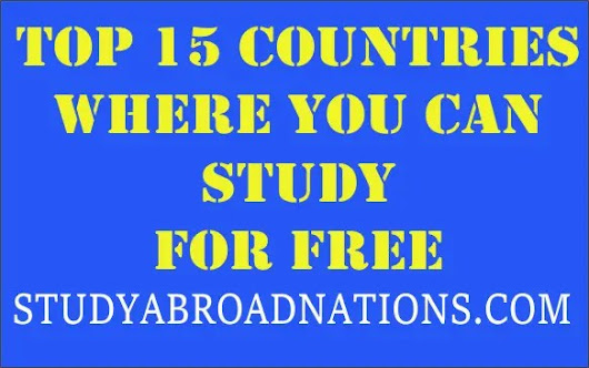 Study Abroad Nations