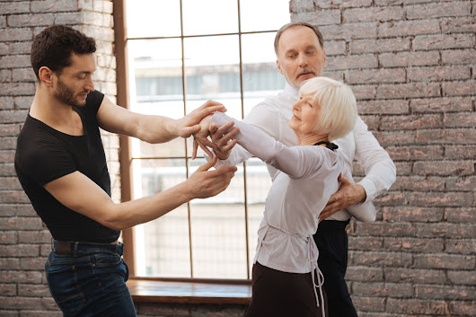 Dance Lessons Offer Benefits for the Aging Brain