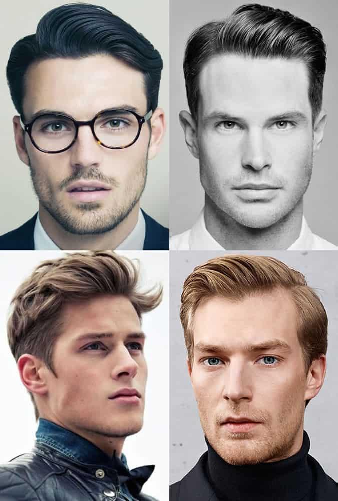 Men's Quiff Hairstyles