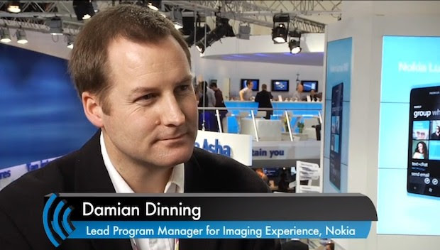 Nokia imaging head Damien Dinning makes 'personal decision' to leave the company