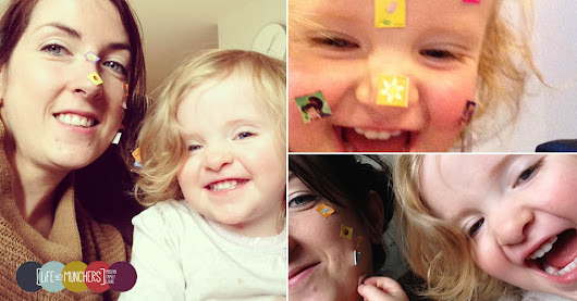 Ordinary Moments 2014 #29 | Stickers - Lifestyle & Parenting Blog | Life With Munchers