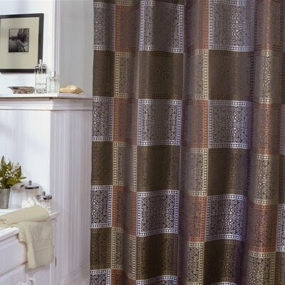 Bone Collector Shower Curtain in Brown | Wayfair