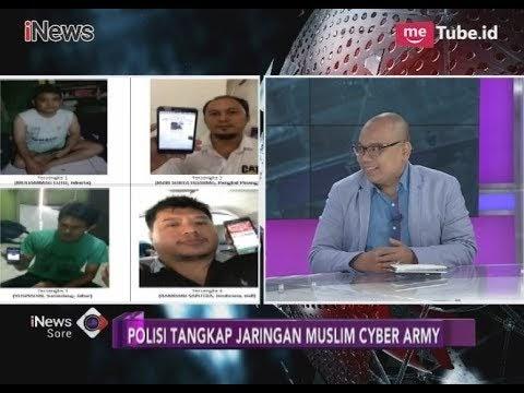 Polisi Tangkap Jaringan Muslim Cyber Army: Begini Tanggapan Pegiat Sosmed