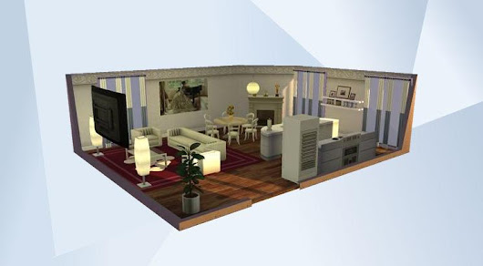 Check out this room in The Sims 4 Gallery!