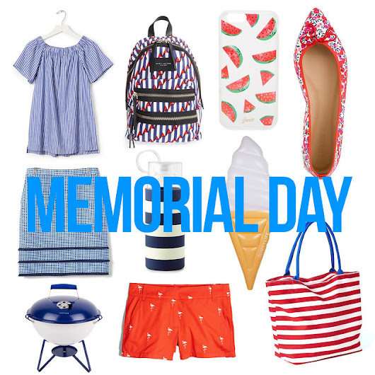 Memorial Day Inspiration and Sales