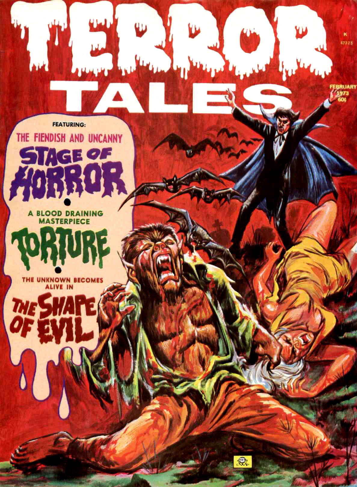 Terror Tales Vol. 05 #1 (Eerie Publications, 1973)