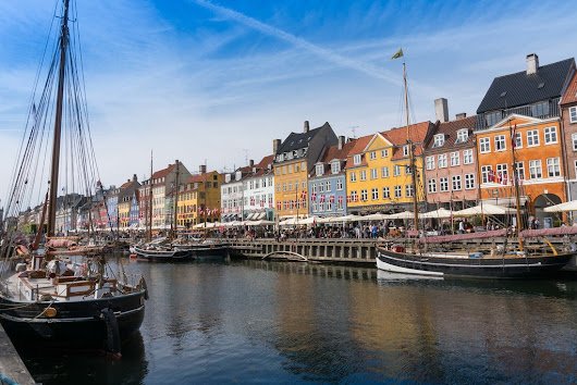 A weekend in Copenhagen-the lazy tourist guide