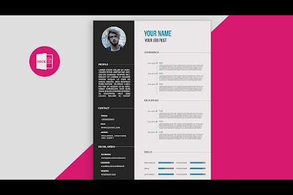 Microsoft Word Cv Templates