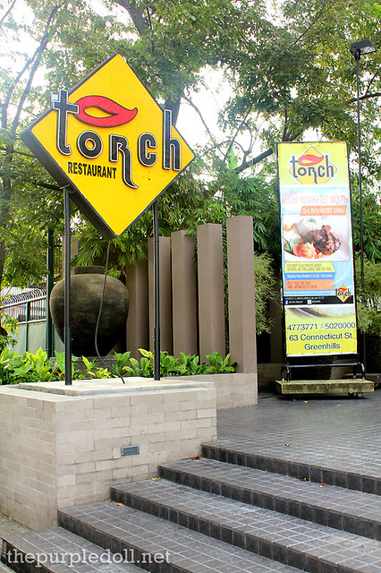 Torch Restaurant Greenhills