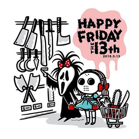 Friday 13th Funny Quotes