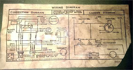 Heil Furnace Control Board Wiring Diagram