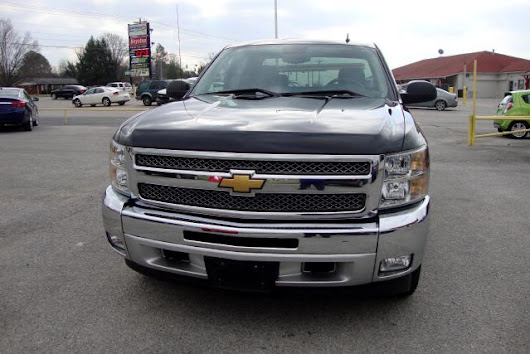 Used 2012 Chevrolet Silverado 1500 for Sale in Bowling Green KY 42104 Martin Auto Mart