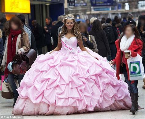 Big Fat Gypsy Weddings bride takes to the streets in 12
