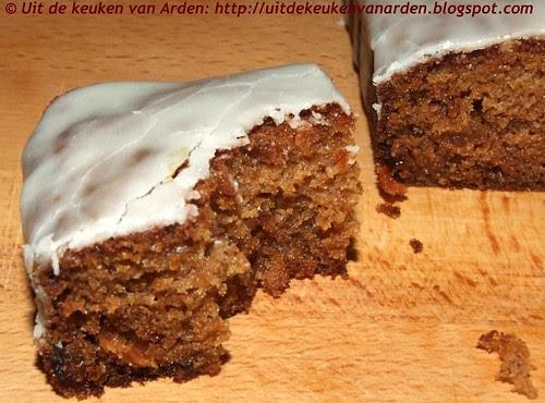 Wortelcake / Carrot cake