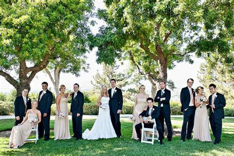 "Wedding Q&A: ""How Do We Handle an Uneven Bridal Party"