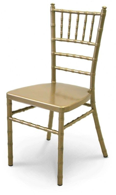 Chairs: Chiavari Stacking Chair