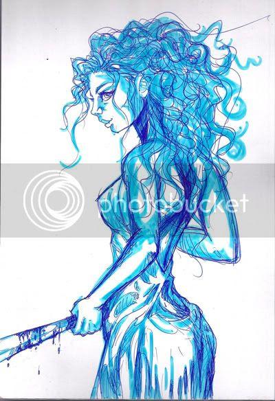 Sarah Sword Lady