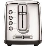Cuisinart - The Bakery 2-Slice Toaster - Stainless Steel