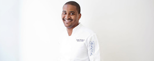 JJ Johnson is Harlem's Hottest Chef (and Stylish Too!)