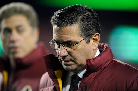 Redskins name gets even harder for Daniel Snyder to defend