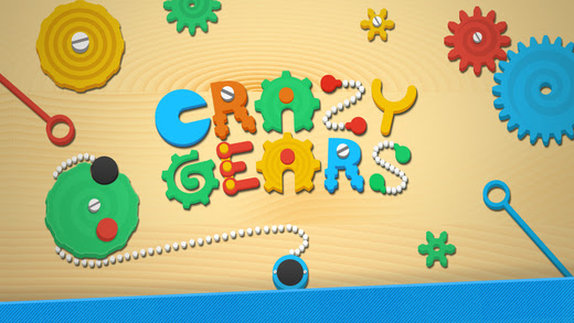 Crazy Gears Funny New Clever IOS Puzzler That Are A Perfect Fit For A Toddler