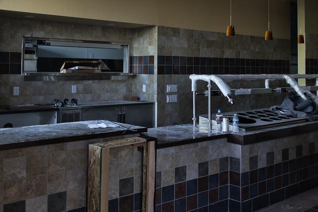 Downey Gateway kitchen