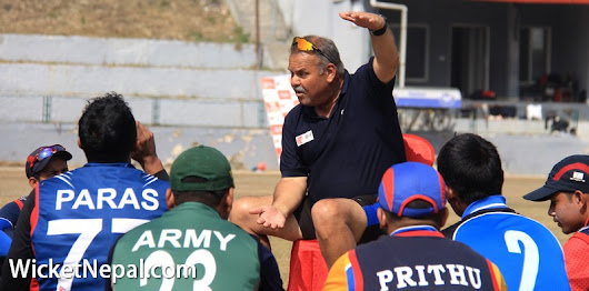 Whatmore wraps up High Performance Camp