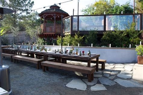 Allie's Party Rental Rustic Feast Tables, Benches and