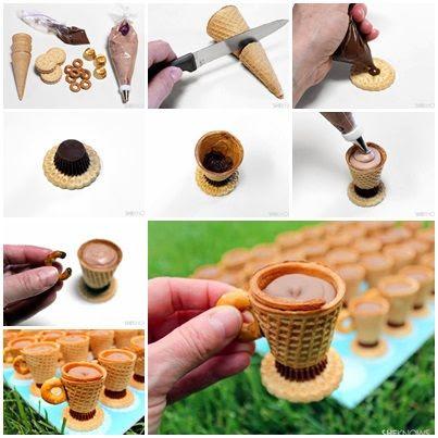 How to DIY Cute No Bake Teacup Desserts | www.FabArtDIY.com LIKE Us on Facebook ==> https://www.facebook.com/FabArtDIY