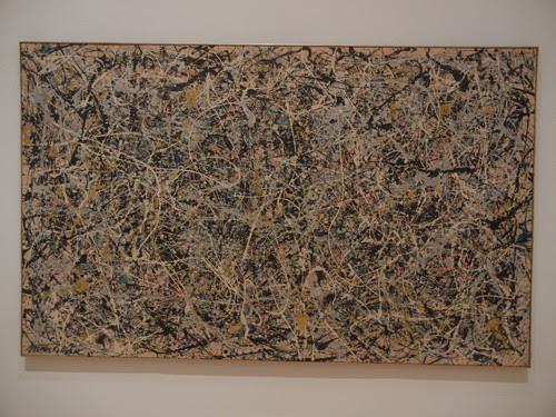 DSCN8760 _ Number 1, 1949, 1949, Jackson Pollock (1912-1956), MOCA