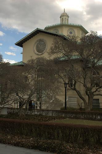 Brooklyn Botanic Garden Laboratory Administration Building