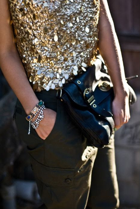Details in street style.