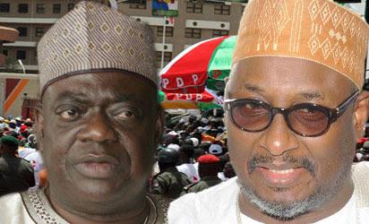 Babangida and Mu'azu