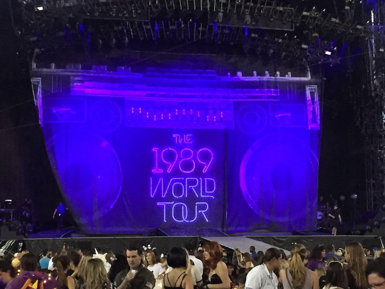 Taylor Swift 1989 Tampa Tour