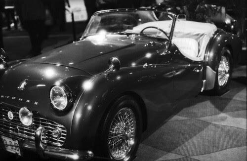 Triumph - The British Sports Car