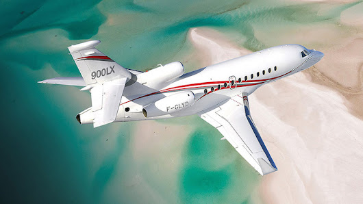 Dassault Falcon 900 Private Jet - Aircraft Guide and Charter Info