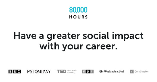 How to make a difference with your career - 80,000 Hours