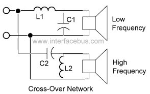 audio crossover circuit circuit diagram images. Black Bedroom Furniture Sets. Home Design Ideas