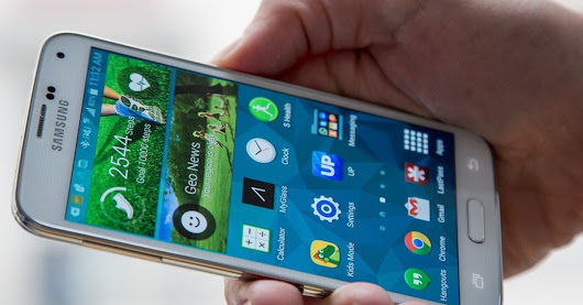 Samsung Galaxy Phones Have a Hidden Test Menu