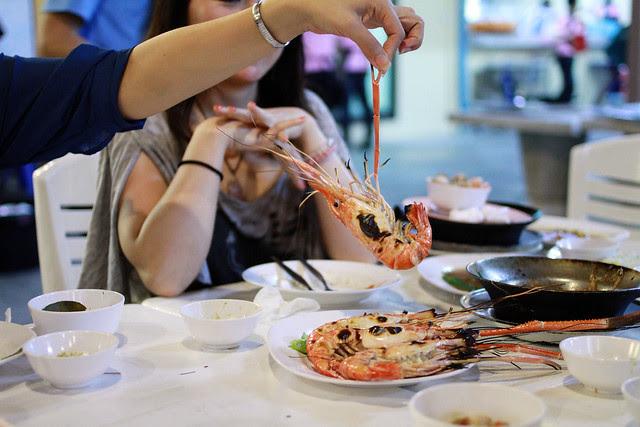 Ob Aroi Seafood Bangkok