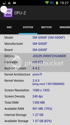 Cara Rooting Samsung S5 Supercopy