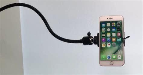 novo suporte  cameras  celulares promete facilitar