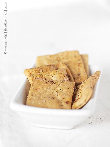 Crackers piccanti (con lm)